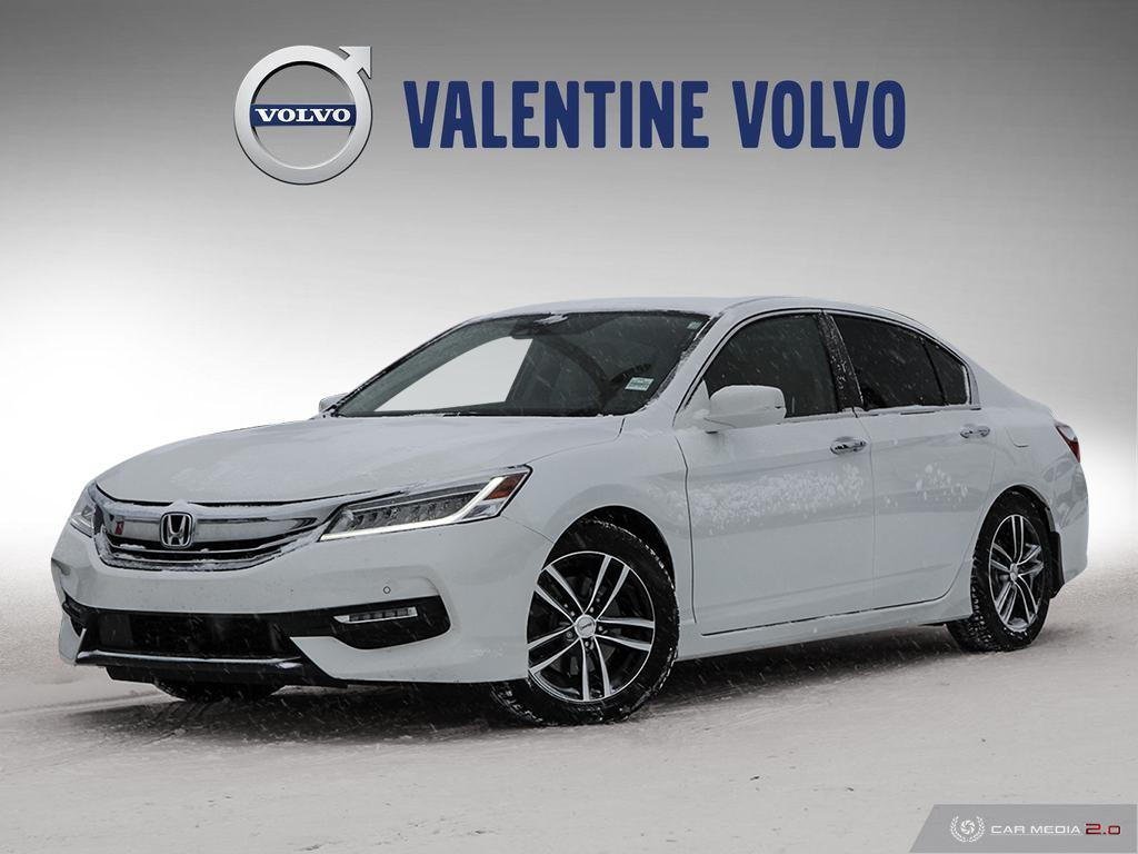 Pre-Owned 2016 Honda Accord Sedan L4 Touring CVT