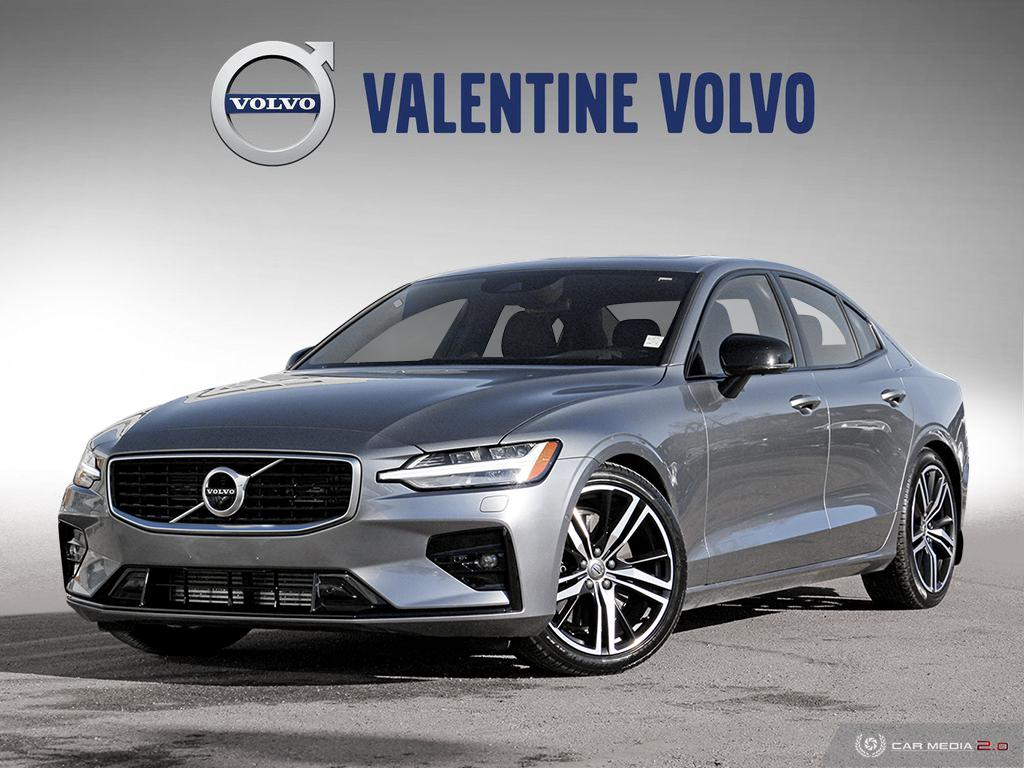 Certified Pre-Owned 2019 Volvo S60 T6 AWD R-Design