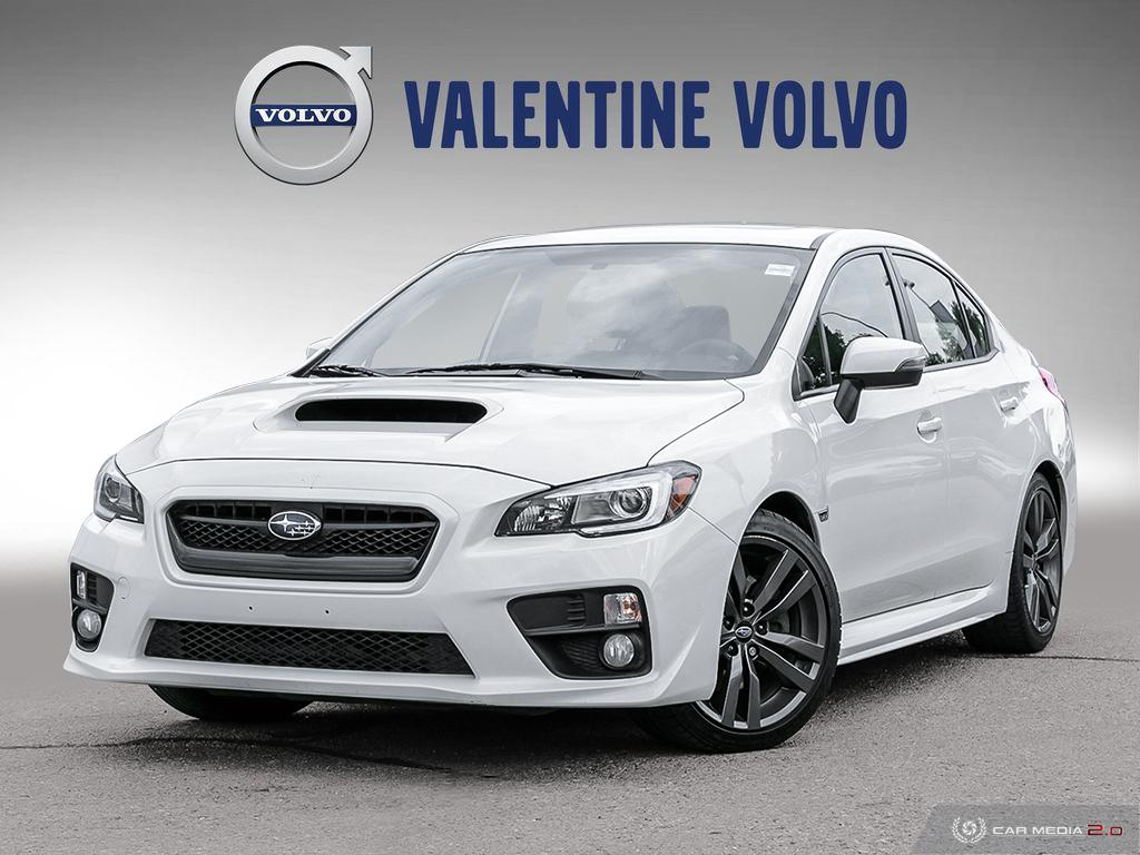Pre-Owned 2017 Subaru WRX 4Dr Sport-Tech Pkg 6sp