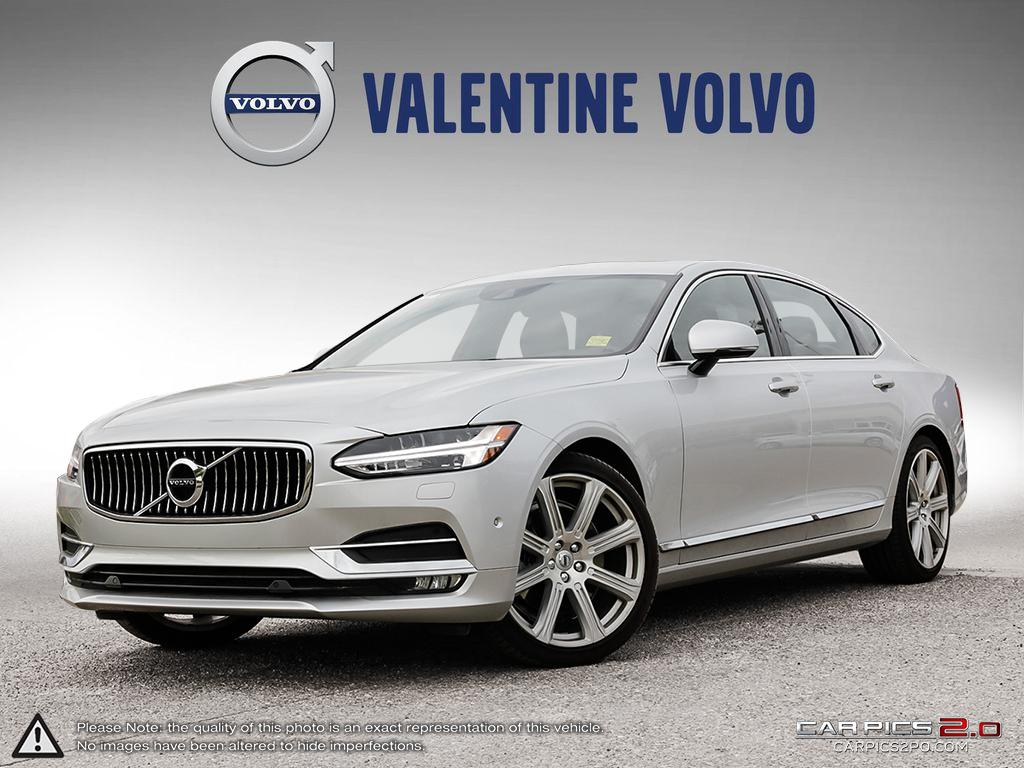 New 2018 Volvo S90 T6 AWD Inscription