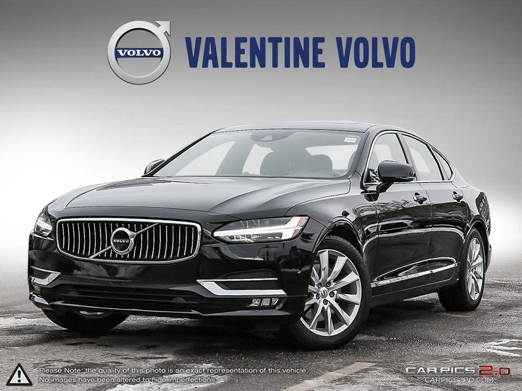 Certified Pre-Owned 2017 Volvo S90 T6 AWD Inscription