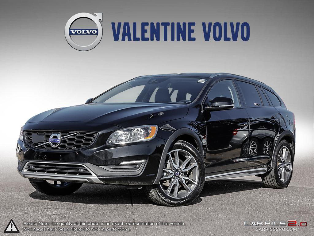 Certified Pre Owned 2017 Volvo V60 Cross Country T5 Awd Premier