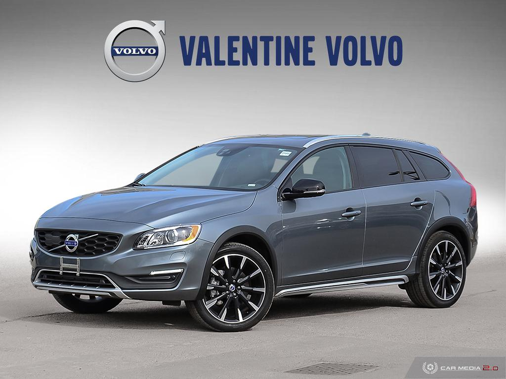 Certified Pre-Owned 2018 Volvo V60 Cross Country T5 AWD Premier