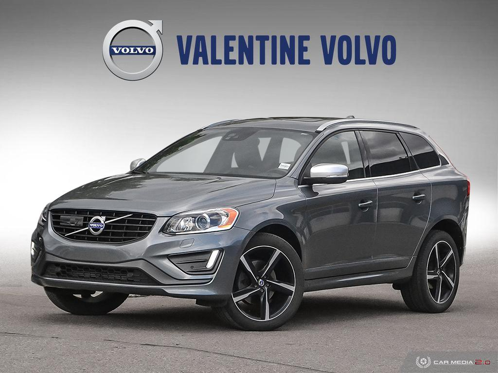 Certified Pre-Owned 2016 Volvo XC60 T6 R-Design AWD