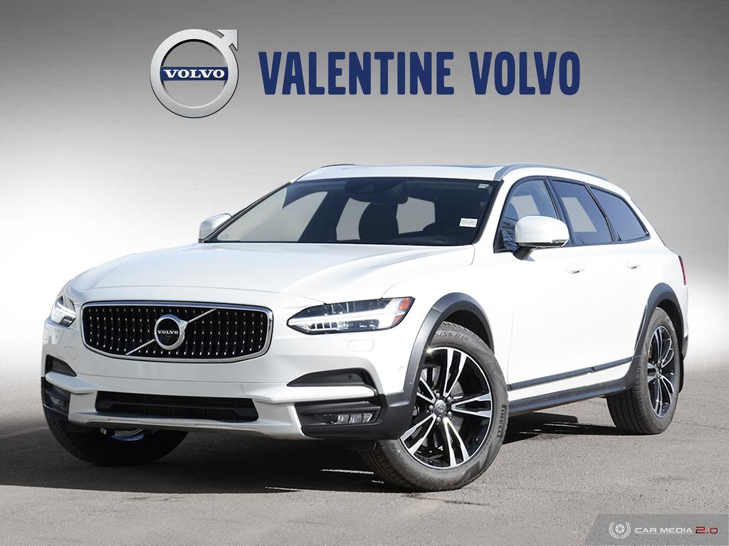 Certified Pre-Owned 2018 Volvo V90 Cross Country T6 AWD