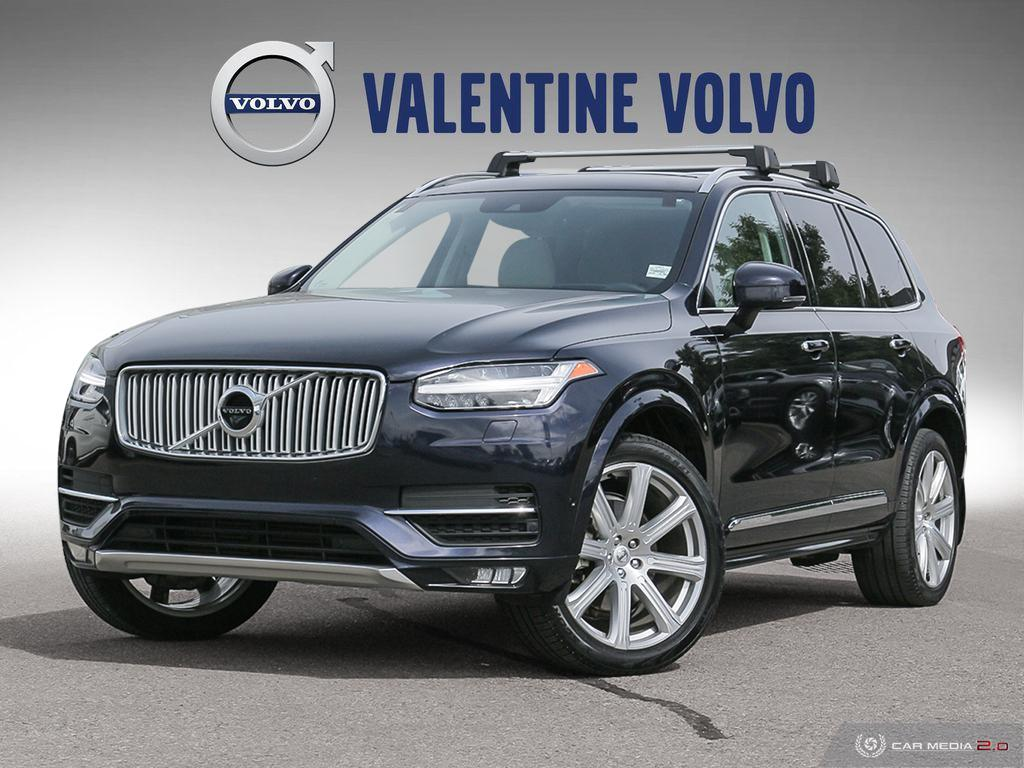 Certified Pre-Owned 2017 Volvo XC90 T6 AWD Inscription