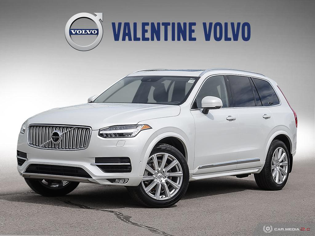 Volvo Certified Pre-Owned >> Certified Pre Owned 2018 Volvo Xc90 T6 Awd Inscription Suv In