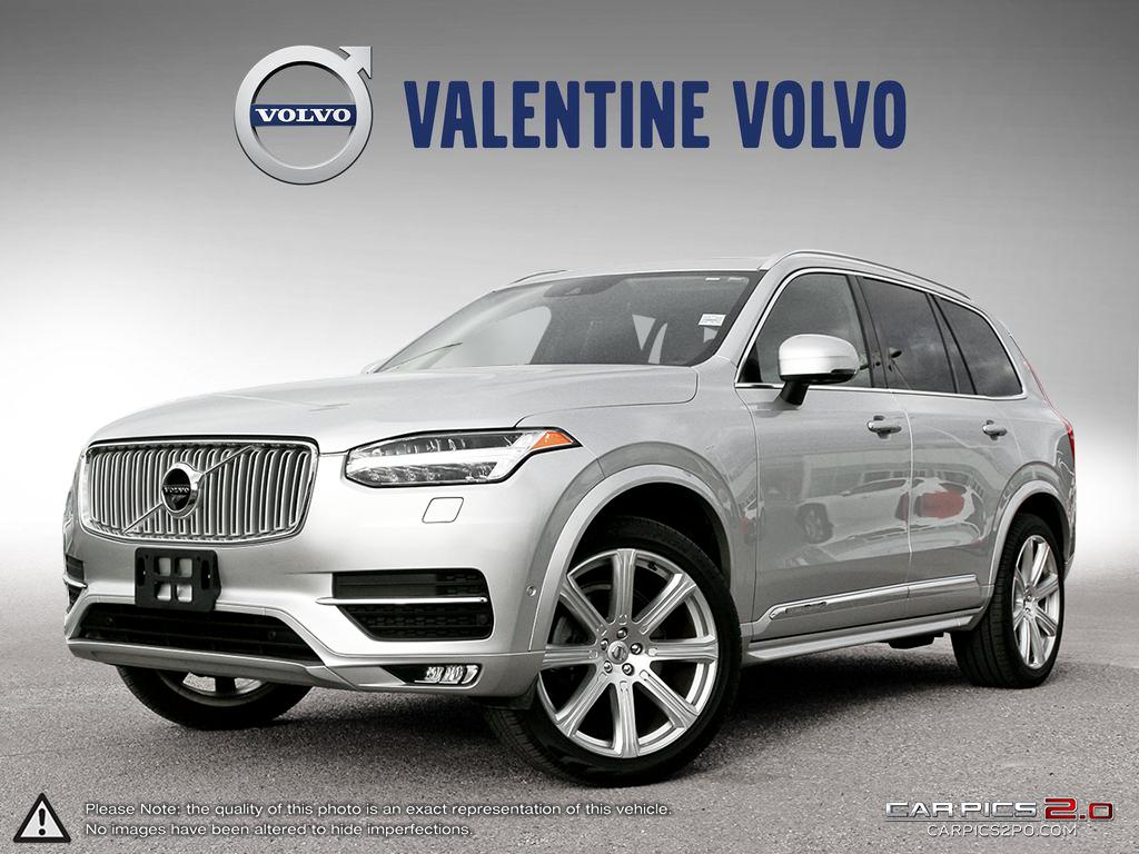 certified pre-owned 2018 volvo xc90 t6 awd inscription suv in