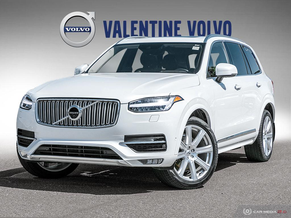 Volvo Certified Pre-Owned >> Certified Pre Owned 2016 Volvo Xc90 T6 Awd Inscription Suv In