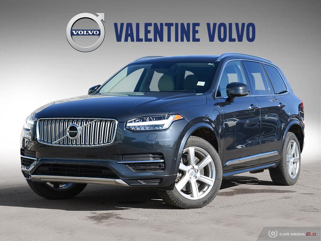 Certified Pre-Owned 2017 Volvo XC90 T8 PHEV AWD Inscription