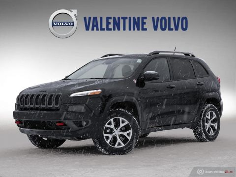 Pre-Owned 2015 Jeep Cherokee 4x4 Trailhawk