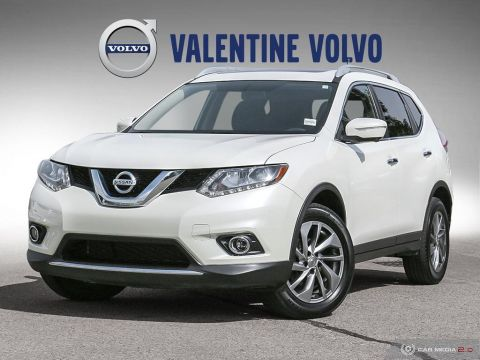 Pre-Owned 2015 Nissan Rogue SL AWD CVT