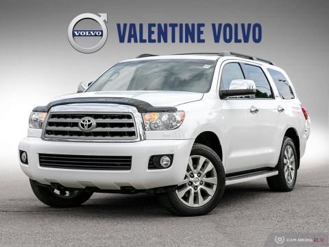 Pre-Owned 2013 Toyota Sequoia Limited 5.7L 6A
