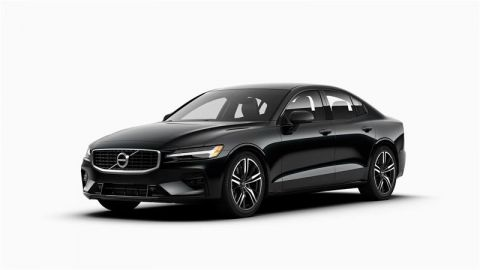 New 2020 Volvo S60 T6 AWD R-Design With Navigation & AWD