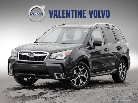 Pre-Owned 2016 Subaru Forester 2.0XT Limited w/ Eyesight at