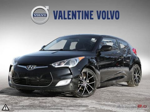 Pre-Owned 2012 Hyundai Veloster DCT Tech Package