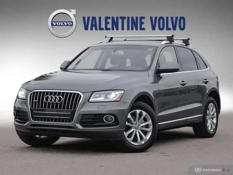 Pre-Owned 2015 Audi Q5 2.0T Technik qtro 8sp Tip