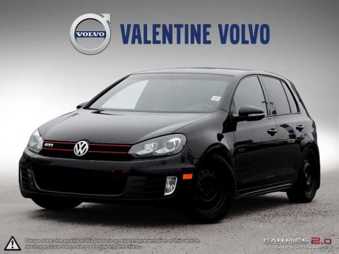 Pre-Owned 2010 Volkswagen Golf GTI 5-Dr 6sp