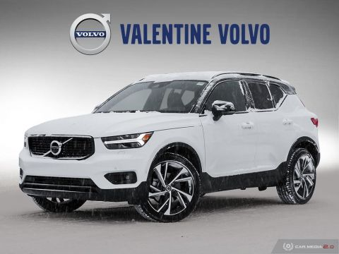Certified Pre-Owned 2019 Volvo XC40 T5 AWD R-Design