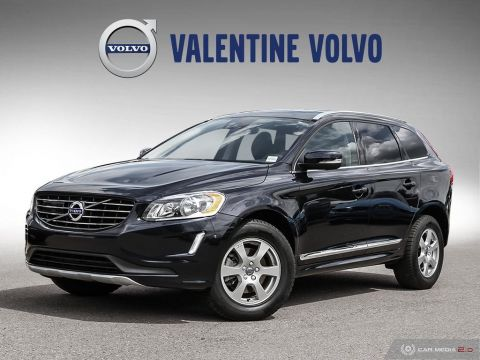 Certified Pre-Owned 2017 Volvo XC60 T6 Drive-E AWD Premier