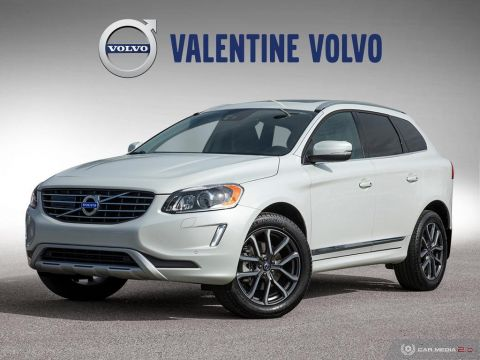 Pre-Owned 2016 Volvo XC60 T5 AWD SE Premier