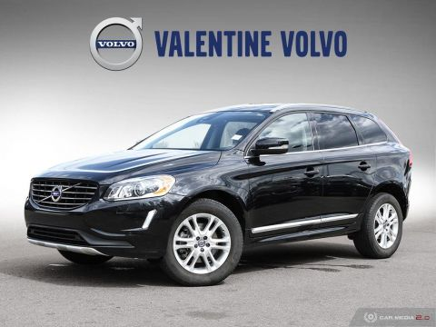 Certified Pre-Owned 2015 Volvo XC60 T5 AWD A Premier Plus