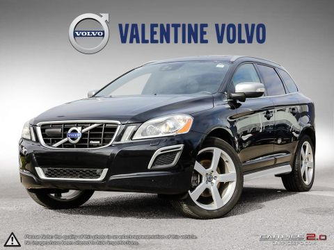Pre-Owned 2013 Volvo XC60 T6 R-Design AWD A Platinum
