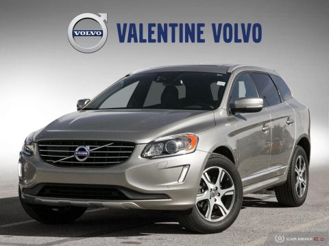 Certified Pre-Owned 2015 Volvo XC60 T6 AWD A Platinum