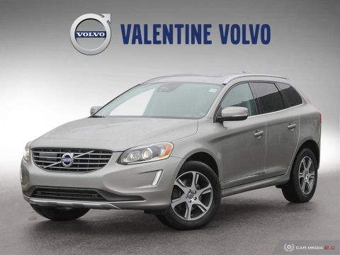 Certified Pre-Owned 2015 Volvo XC60 T6 AWD A Premier Plus
