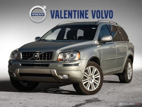 Certified Pre-Owned 2014 Volvo XC90 3.2 AWD A