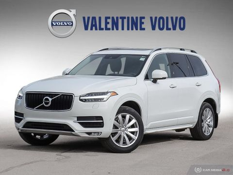 Certified Pre-Owned 2016 Volvo XC90 T6 AWD Momentum