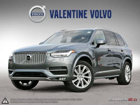 Certified Pre-Owned 2016 Volvo XC90 T6 AWD Inscription