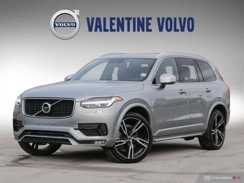 Certified Pre-Owned 2018 Volvo XC90 T6 AWD R-Design