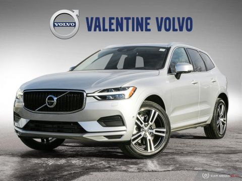 Certified Pre-Owned 2019 Volvo XC60 T6 AWD Momentum