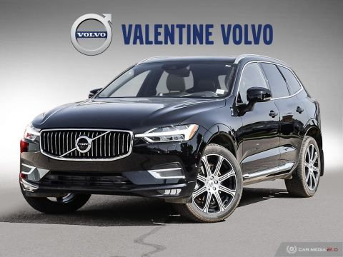 Certified Pre-Owned 2019 Volvo XC60 T6 AWD Inscription AWD